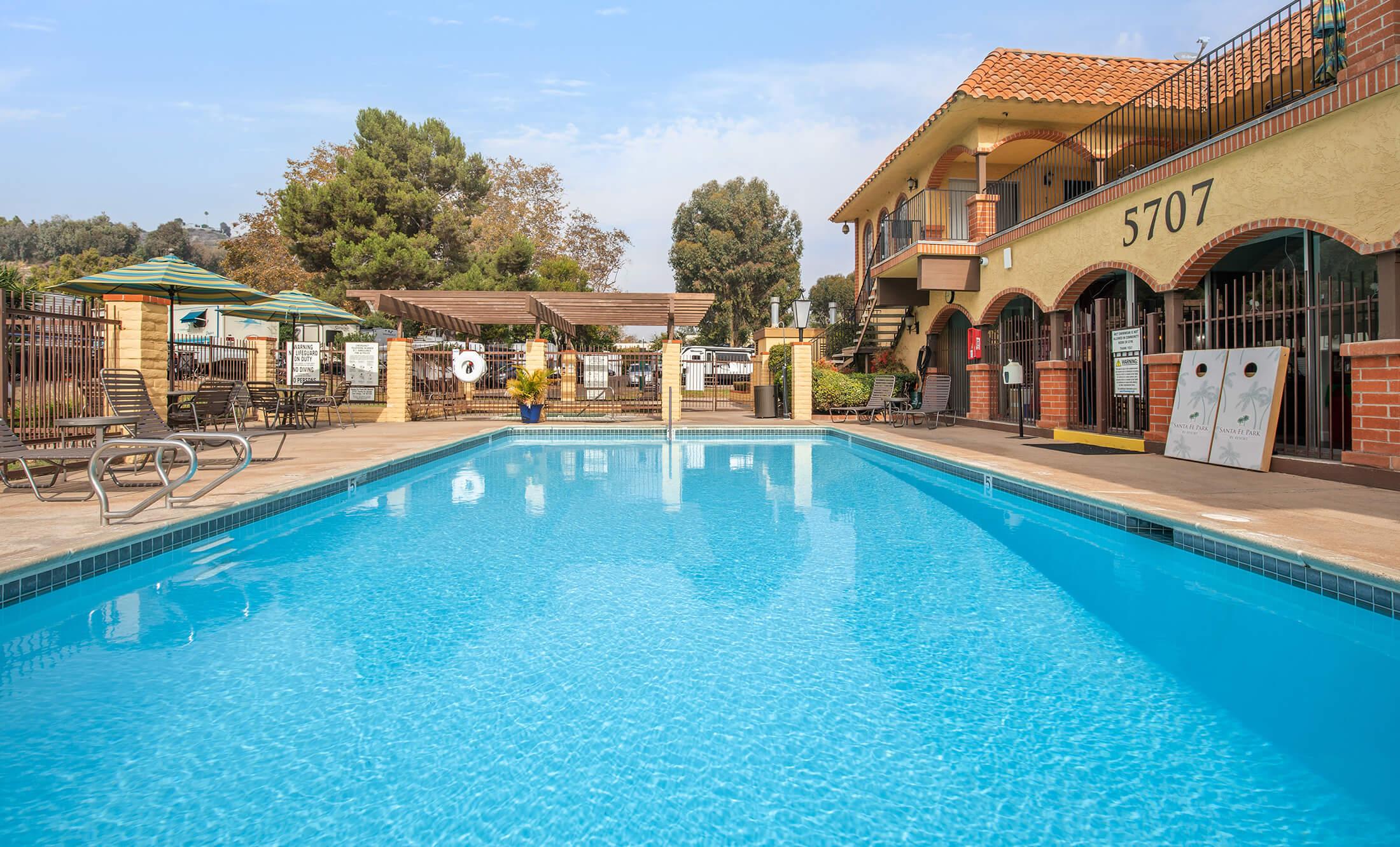Santa Fe Park RV Resort - Apartments in San Diego, CA